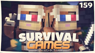 Minecraft Survival Games | Game 159 | I'm sick!
