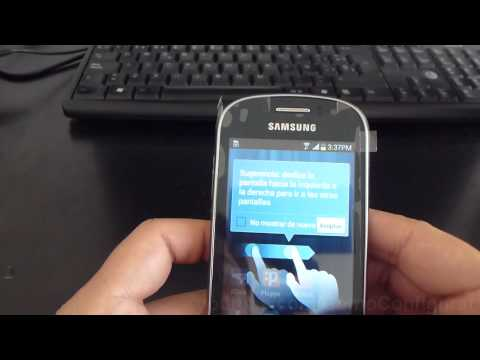 samsung galaxy fame caracteristicas español Video Full HD