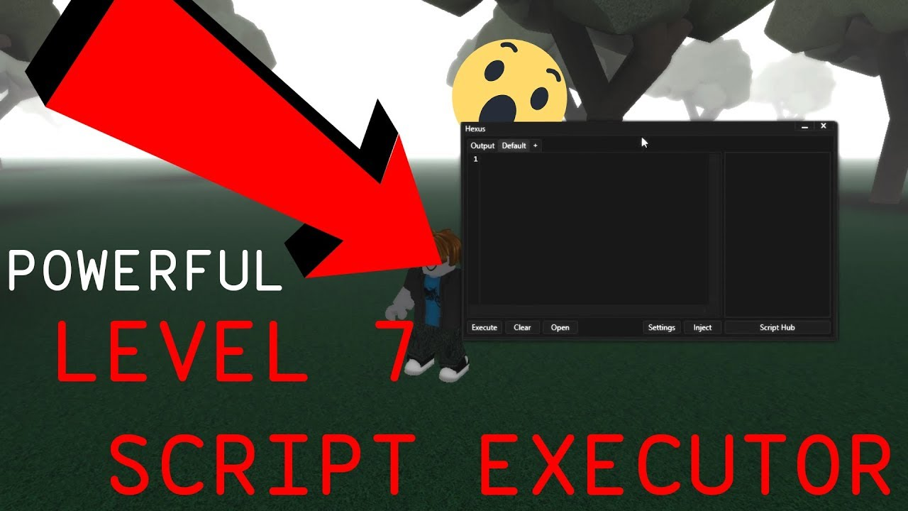 [LV7] HEXUS // VERY POWERFUL UNPATCHABLE SCRIPT EXECUTOR (FULL LUA  EXECUTION, GUIs AND MUCH MORE!)
