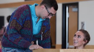 RIDICULOUS LIBRARIAN PRANK!! thumbnail