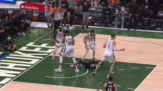 Kyrie Irving LEAVES GAME With Scary Ankle INJURY In Game 4 | 2021 NBA Playoffs