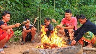 เอาตัวรอดในป่าลึก 24 ชม.ในพม่า
