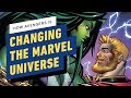 7 Big Changes The Avengers Series Is Making to the Marvel Universe