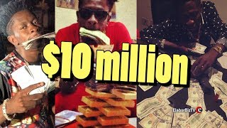 How Shatta Wale became richer than his peers – worth $10M