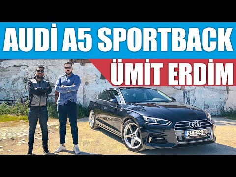 Audi A5 Sportback | Ümit Erdim