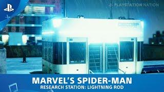 Marvel's Spider-Man (PS4) - Research Station - Lightning Rod