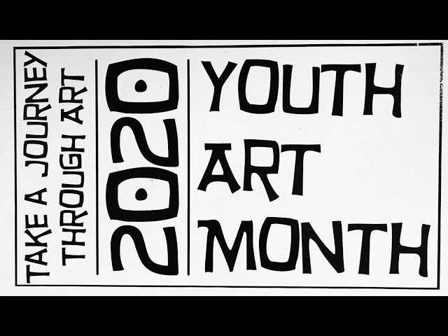 2020 Central Massachusetts Youth Art Month at the Worcester Art Museum