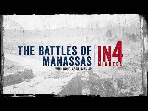 Battles Of Manassas: The Civil War In Four Minutes