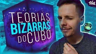 AS TEORIAS MAIS BIZARRAS DO CUBO! EVENTO FORTNITE (C.U.B.O.)