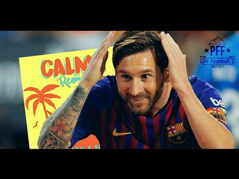 Lionel Messi ● Calma Remix - Pedro Capó Ft. Farruko ᴴᴰ