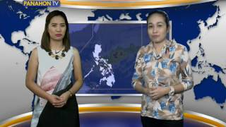 Panahon.TV | January 16, 2017, 6:00AM (Part 2)