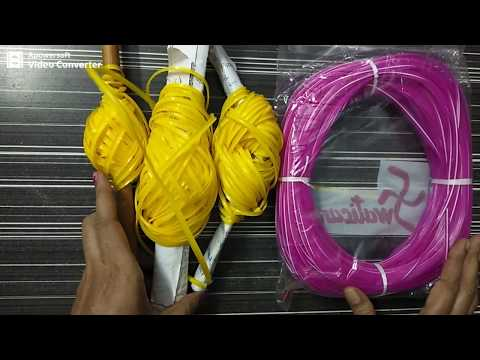 Normal knot || double wire || Pooja basket || Part || 1/5