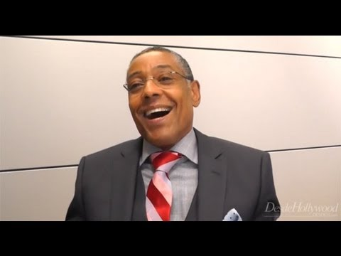 "Giancarlo Esposito: ""I am a Chameleon"" (Ethnicity, Revolution Season 2, more)"