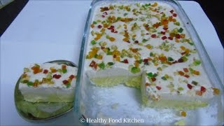 Rice Pudding Recipe - Pudding Recipe-Easy Rice Pudding Recipe by Healthy Food Kitchen