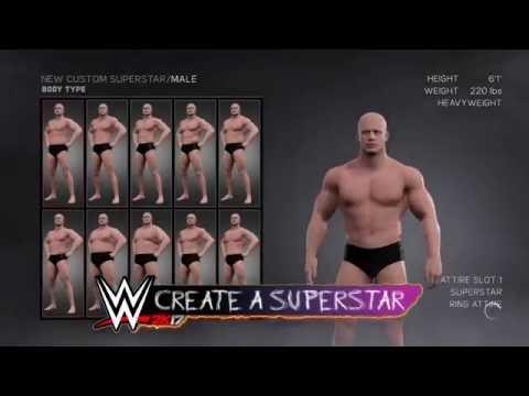 WWE 2K17 - Video