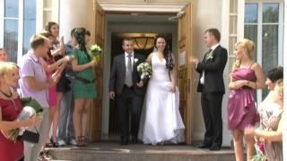 клип свадьба Виктории и Александра