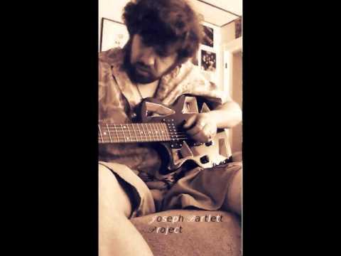 Joseph Bartlett Project - Comfortably Numb (DEMO) (Pink Floyd Cover) (Elvis Sound)