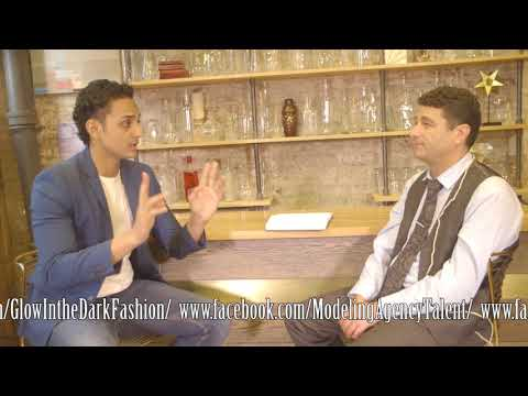 Fashion Week life interviews with Mr. Great part 1
