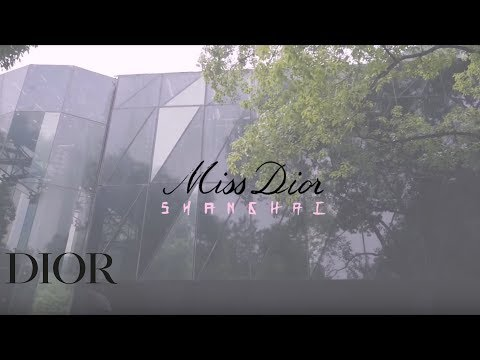 Miss Dior – Love N'Roses Exhibition Shanghai Unboxing