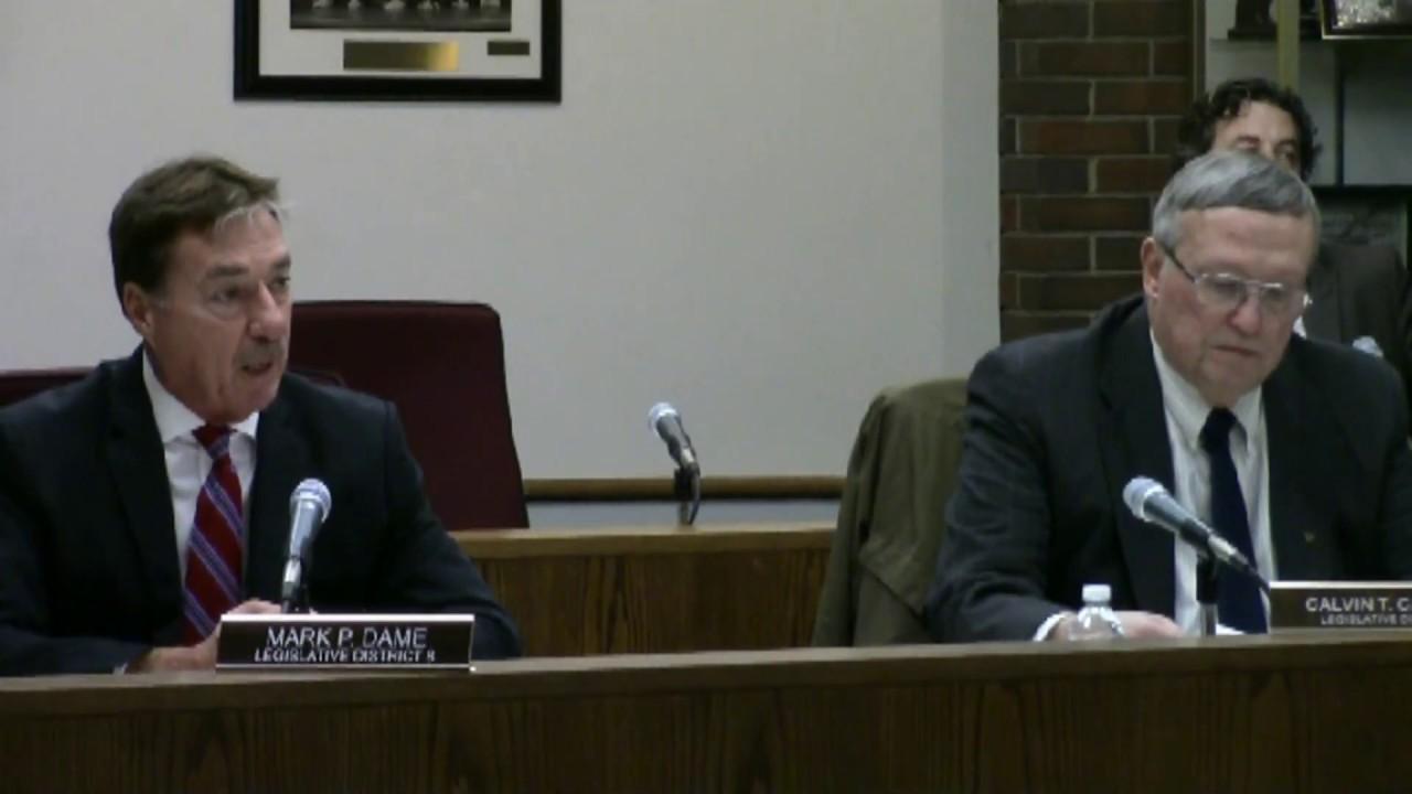 Clinton County Legislature  1-6-20