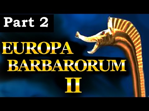 Let's Play Europa Barbarorum 2: Aedui Campaign (Part 2: Death in the Family)