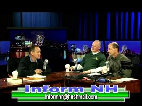 Inform New Hampshire Ep 12 Guest Pat Murphy Constitution, First Amendment, Dictators and language