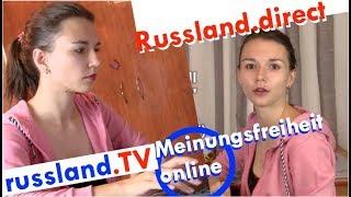 Meinungsfreiheit in Russland und Deutschland online