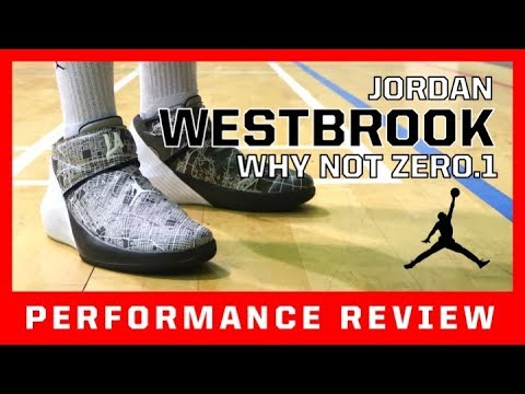 290c99af68921b JORDAN WESTBROOK WHY NOT ZERO.1 PERFORMANCE REVIEW - YouTube