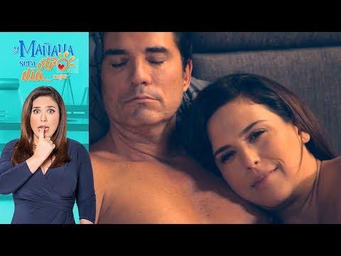 ¡Mónica se entrega a Camilo! | Y mañana será otro día - Televisa