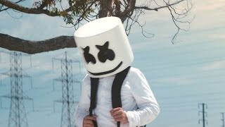 Download lagu Marshmello Alone