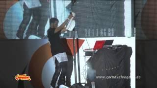 DJ Dito Bernard Presentación Completa @CarnavalLaVega