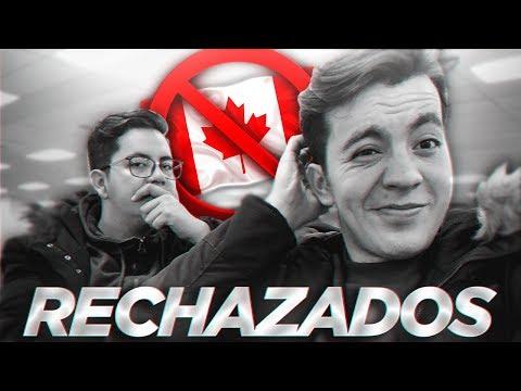¡NOS NEGARON LA ENTRADA A CANADÁ! Y esto pasó...