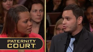 Man Says Woman Was A Friend With Benefits Now Denies Unborn Child Full Episode Paternity Court