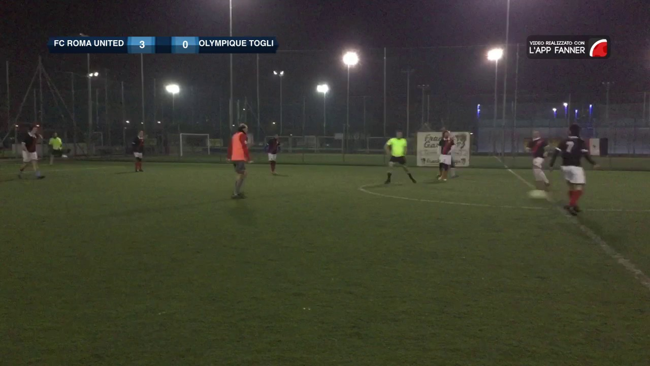 ROMA UNITED FC - OLYMPIQUE TOGLIATTI