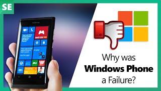 Why was Windows Phone a Failure?
