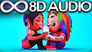 6Ix9Ine Nicki Minaj Murda Beatz FEFE 8D AUDIO.mp3