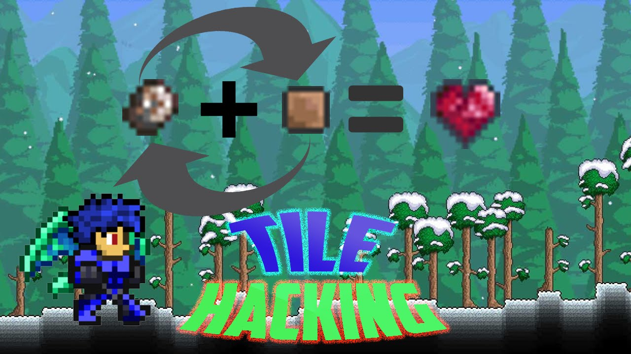 Terraria Tile Hacking Ios/Android 1 2 4 2016