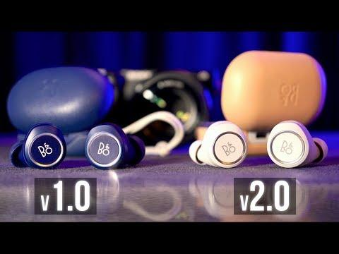 B&O E8 2.0 Vs B&O E8 Comparison REVIEW, Latency Test (Samsung Galaxy Buds Rival)