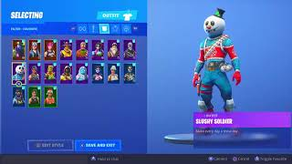 *NEW* FORTNITE SKINS AND BACK BLINGS FAVORITE SKINS AND BACK BLINGS @XLPHILLY