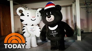 1 Year Away From South Korea Winter Olympics, Athletes Prepare | TODAY