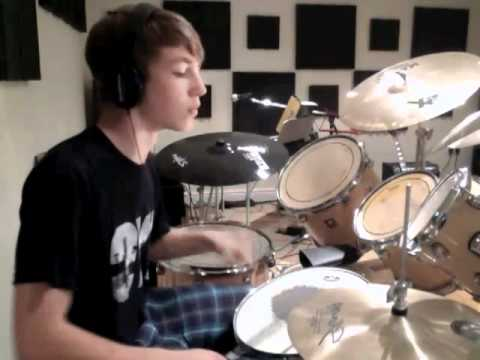 Moving to New York - The Wombats - Drum Cover