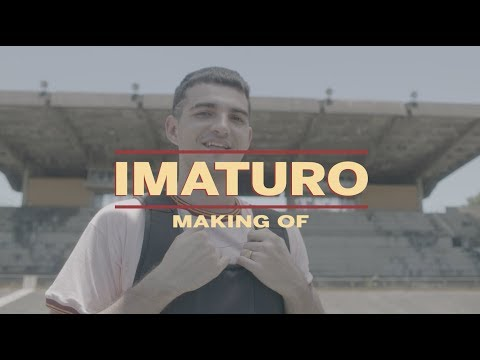 MAKING OF DE IMATURO – JÃO