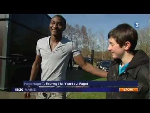 Maazou, l'Idole du Niger au Mans FC