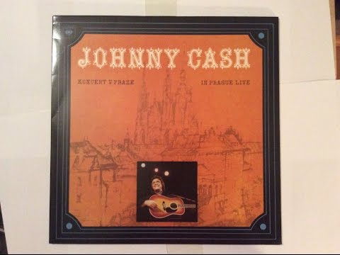 Johnny Cash: Live in Prague (Full Album)