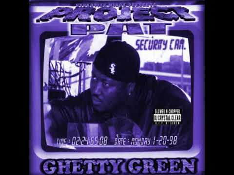 Project Pat - Shake That Ass Slowed & Chopped By Dj Crystal Clear mp3