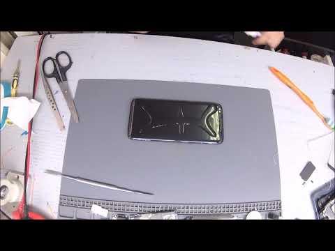 Samsung S8 - Замена стекла, без разборки (LOCA УФ-Клей).