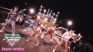 大嘴巴Da Mouth feat.藍心湄 Pauline Lan [Funky 那個女孩/Let Dat Gal Go] 官方舞蹈版 official dance ver. mv