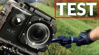 Test kamerki sportowej 4K z Aliexpress za 160 zł - F60