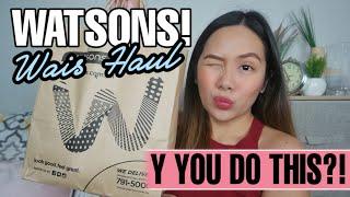 WATSON'S PRACTICAL HAUL - USEFUL THINGS TO BUY FROM WATSONS