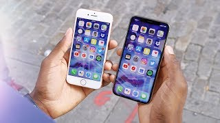 iPhone X vs iPhone 8: Worth the Skip? thumbnail